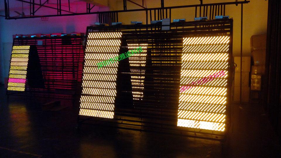 LED设备屏 设备报警LED显示屏 全彩显示屏加工 LED显示板 出租车显示板