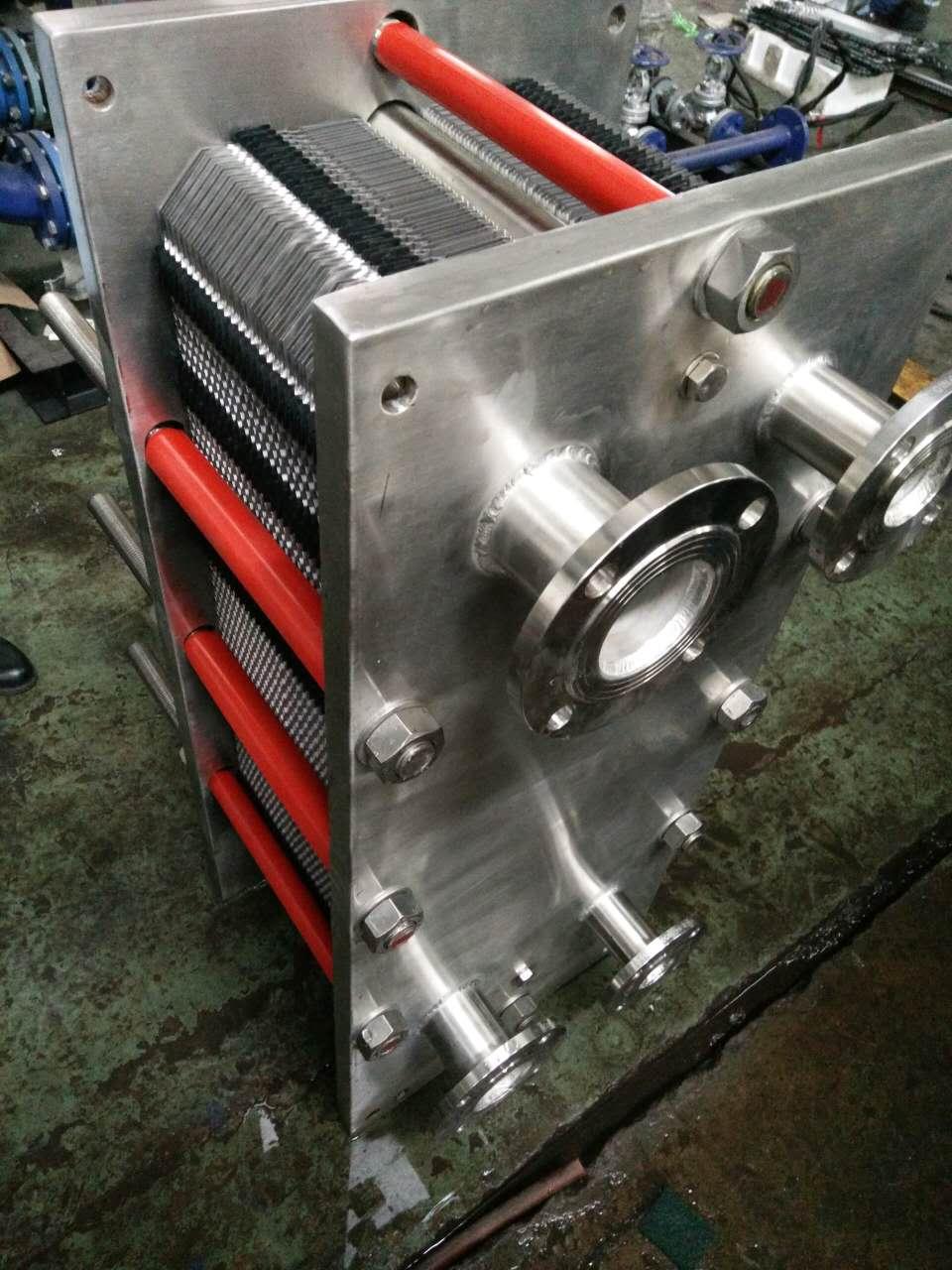 供应上海板式换热器不锈钢换热器设备