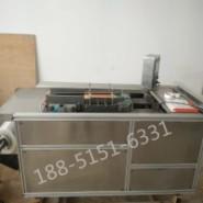 半自动三维透明膜包装机图片