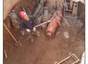 非开挖顶管报价中卫顶管施工技术