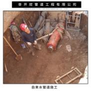 和田地区非开挖顶管公司,定向钻施工图片