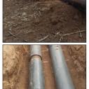 阿克苏非开挖顶管施工工程图片
