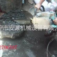 煤电锯 矿用割煤链条锯煤矿割煤机图片