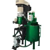 QT系列循環式濕法攪拌磨設備 图片|效果图