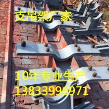 双钢梁底-底悬臂(双槽钢)80571076(890/2320)汽水管道支吊架 弹簧支架