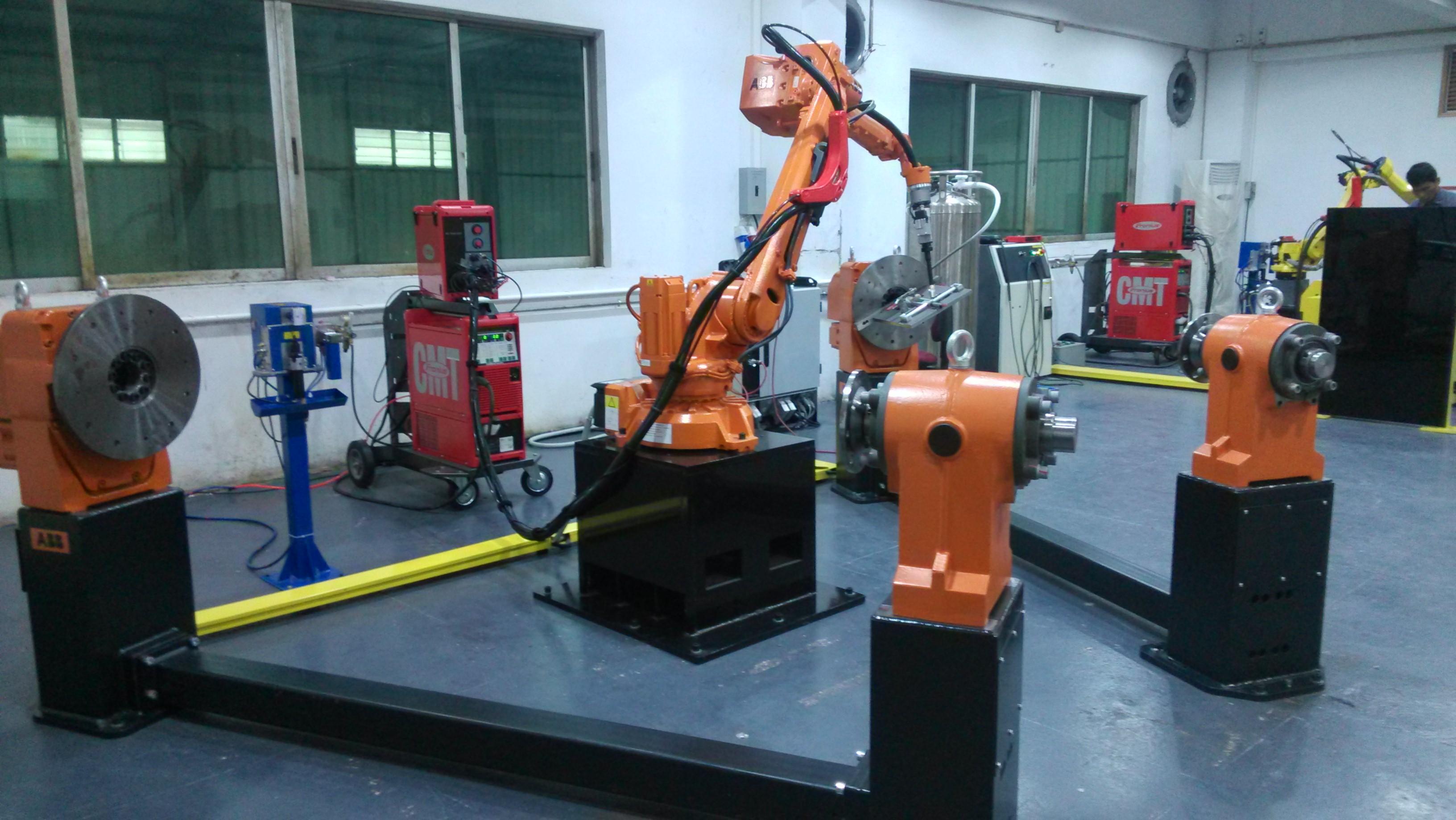机器人通用焊接工装夹具|机器人三维焊接工装夹具|机器人柔性焊接平台