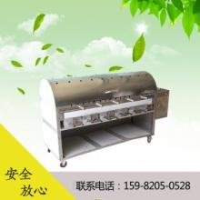 洪昇顺金属制品 烤羊腿设备 有烟烧烤设备 不锈钢板材 可定做批发