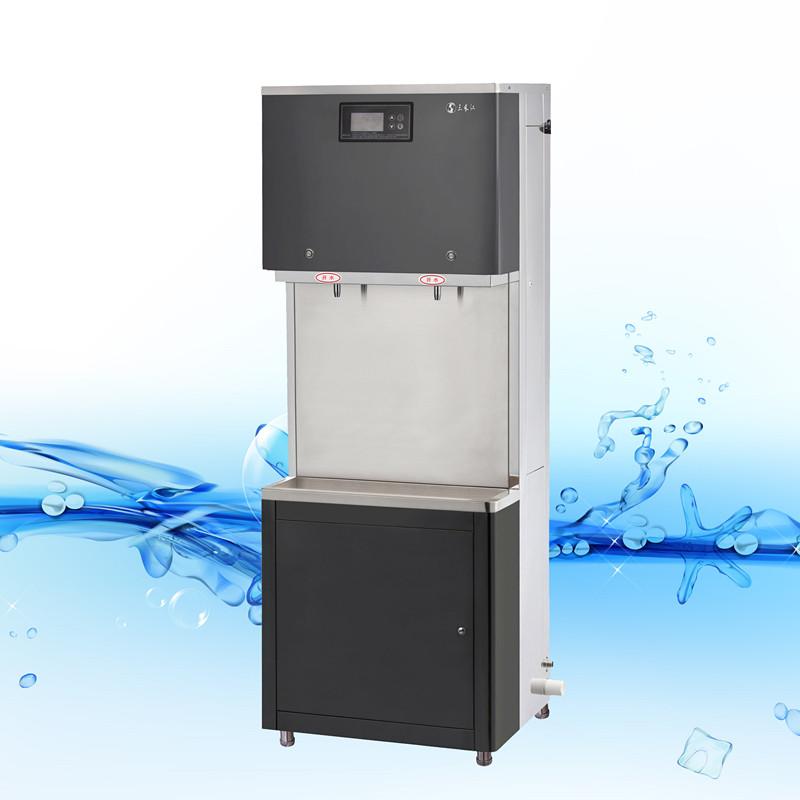 90L不锈钢步进式液晶显示开水器YD-90D90L水胆2龙头开水液晶显示大容量步进式开水器