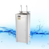 2龙头鹅颈式温热节能饮水机YD-2C弯管龙头温热商务节能饮水机
