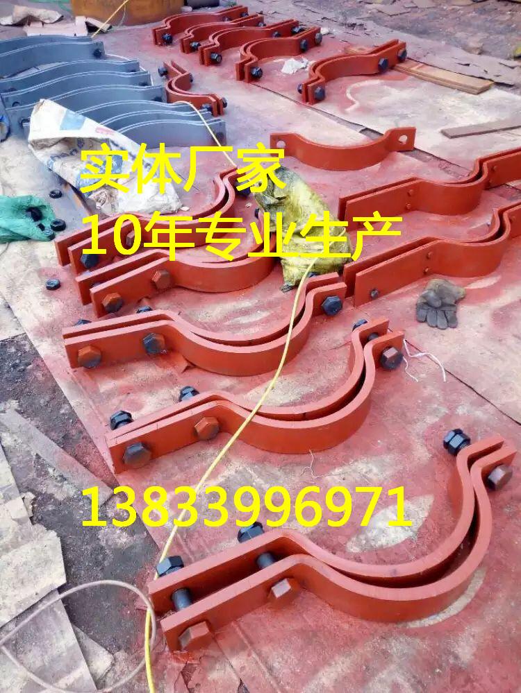301吊环螺母 夹式导向支架 滑动管托 恒力弹簧支吊架