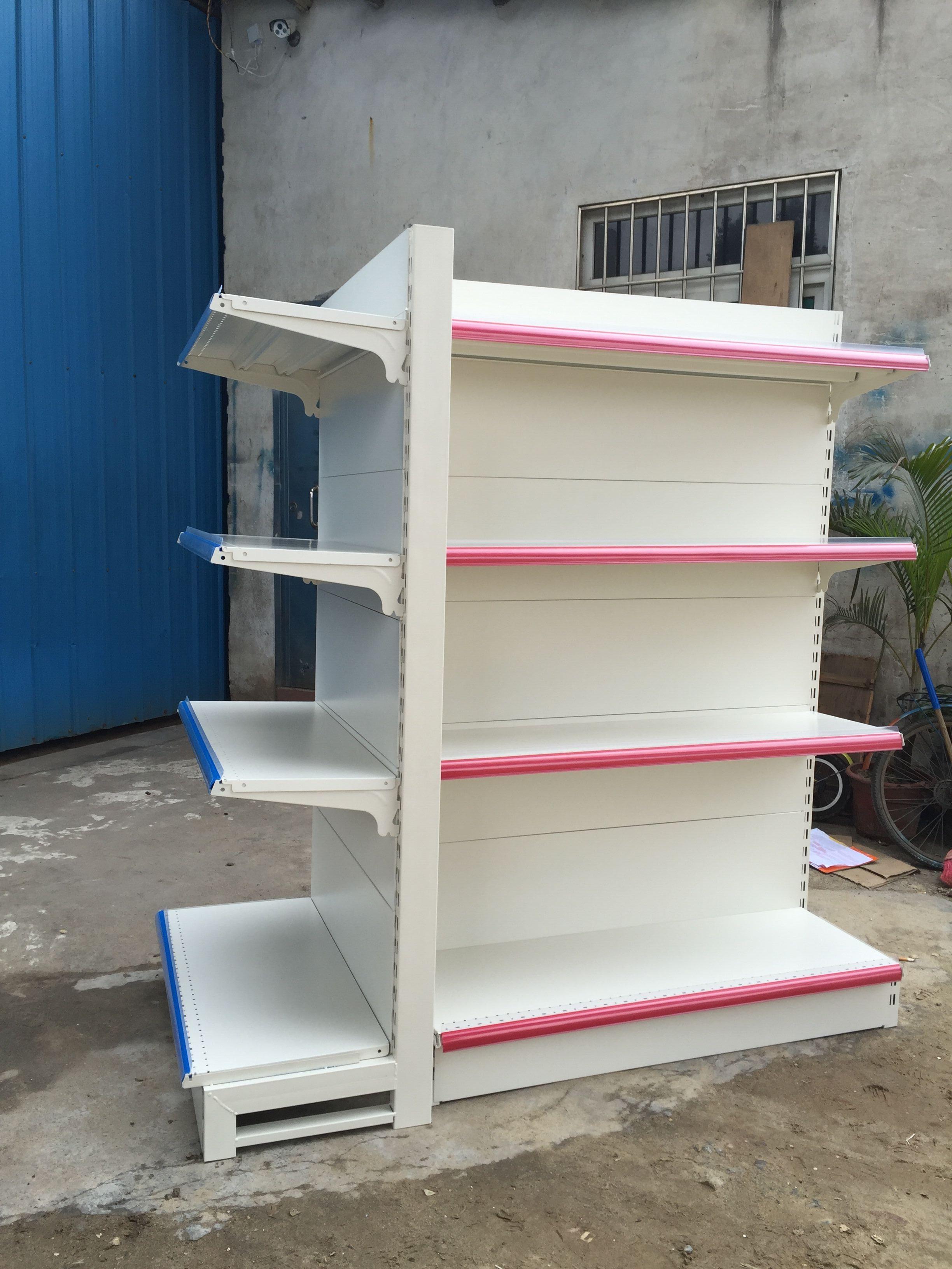 广州超市货架批发便利店药店货架展示架商超大型货架厂家直销