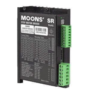 三相交直流步进驱动器3SRAC2步进马达驱动器2.4-7.8A,24-75VDC