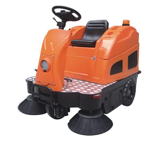 潮州厂家直销买一送一的高登牌驾驶式真空扫地机