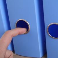 文件收纳档案盒