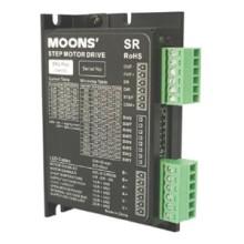 鸣志两相直流步进驱动器SR2-Plus 16种细分8种电流 12-48V  2.2A  3000rpm图片