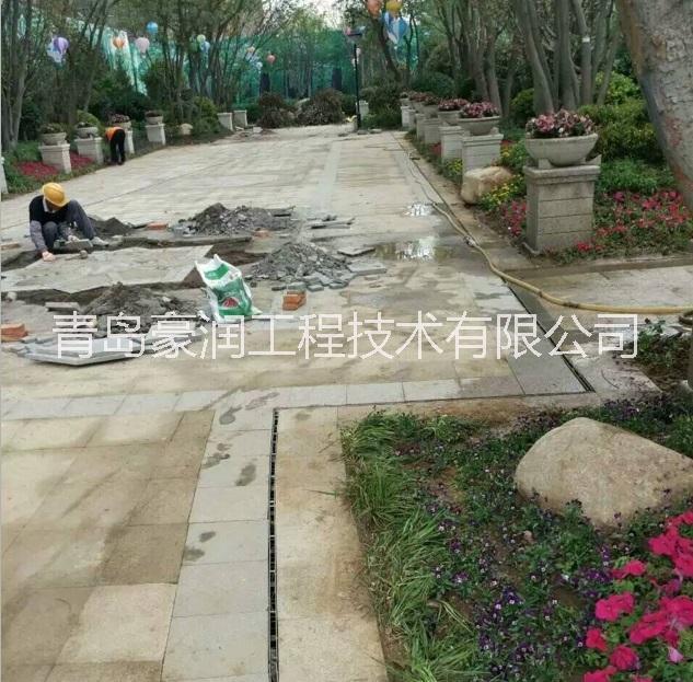 HDPE缝隙式成品排水沟-美感与实用并存