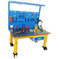 不锈钢好焊台三维柔性工装_不锈钢三威好焊台批发_三威好焊台代理