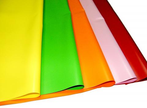 彩色软膜天花材料