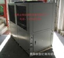 贵阳工业冷水机哪家好?质量有保证,服务好的冷水机厂风冷式冷水机风冷X箱式冷水机图片