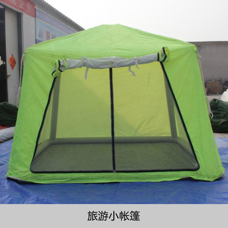 旅游小帐篷 野外露营小帐篷 速开折叠帐篷 铝合金骨架帐篷 防水挡风帐篷