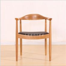 高密市唯美家具纯实木橡木餐椅肯尼迪总统椅简约现代时尚椅子批发