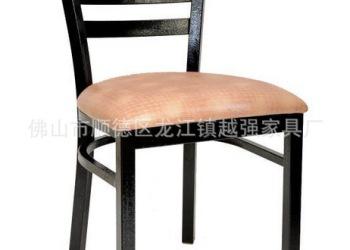 金属西餐椅厂家图片