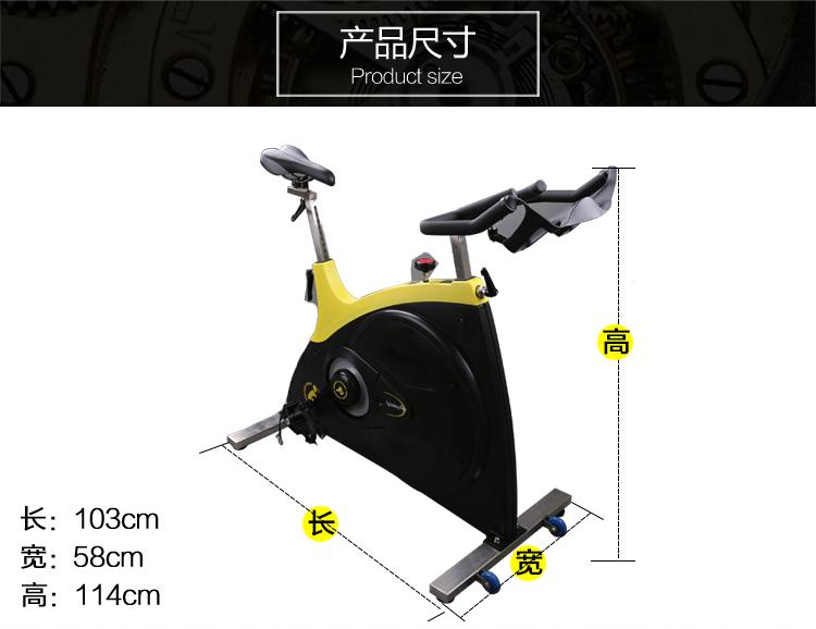 室内健身房莱美动感单车|健身车|有氧训练健身自行车大全图片详情