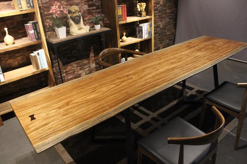 大板桌原木设计代理