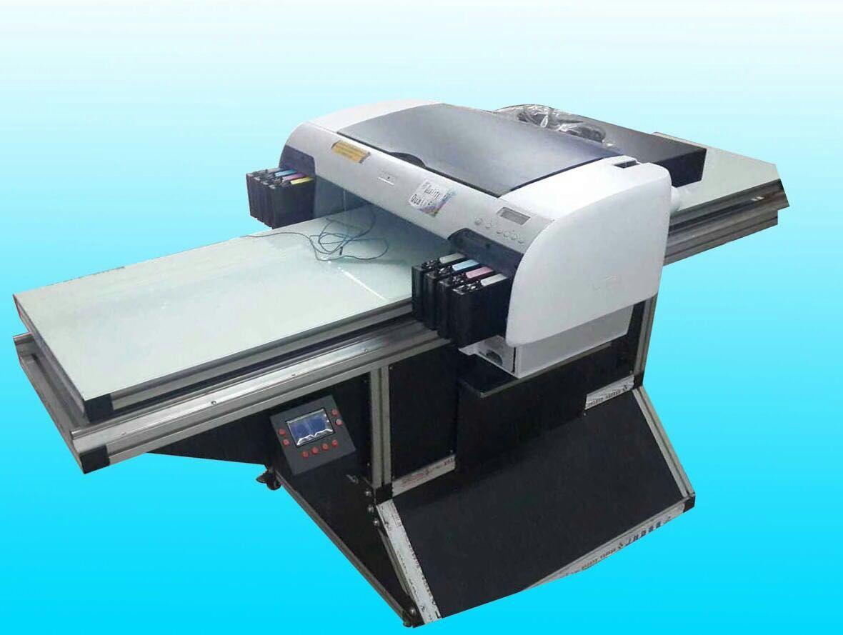 打印机厂家报价 打印机厂家报价ZC4880加长款数码多功能平板打印机,T恤彩印机,直喷机,喷绘机,户外写真机
