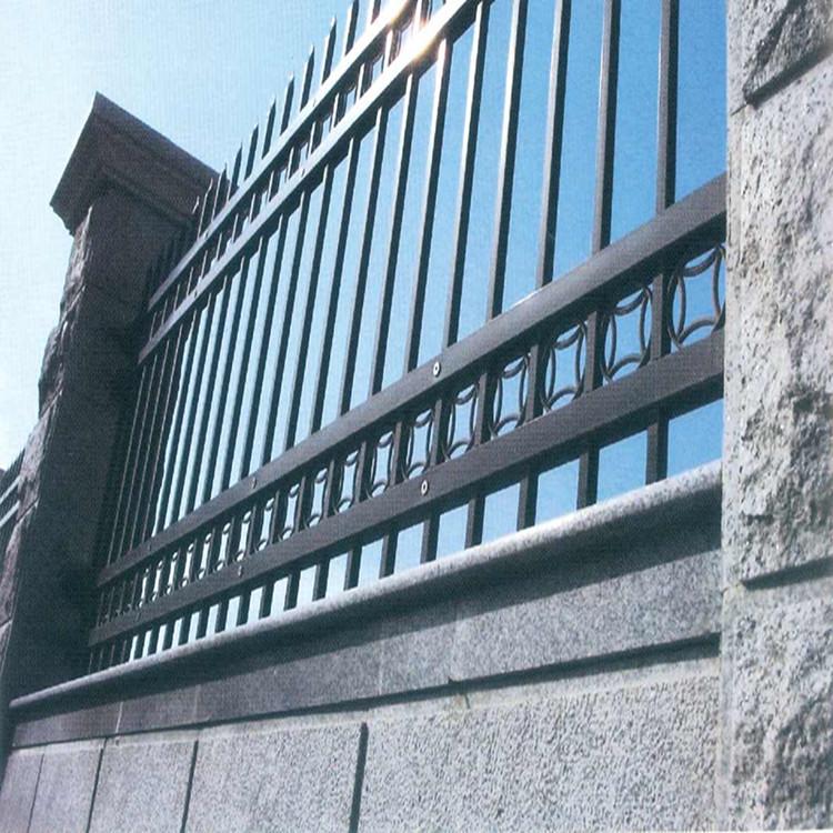 园林护栏锌钢欧式