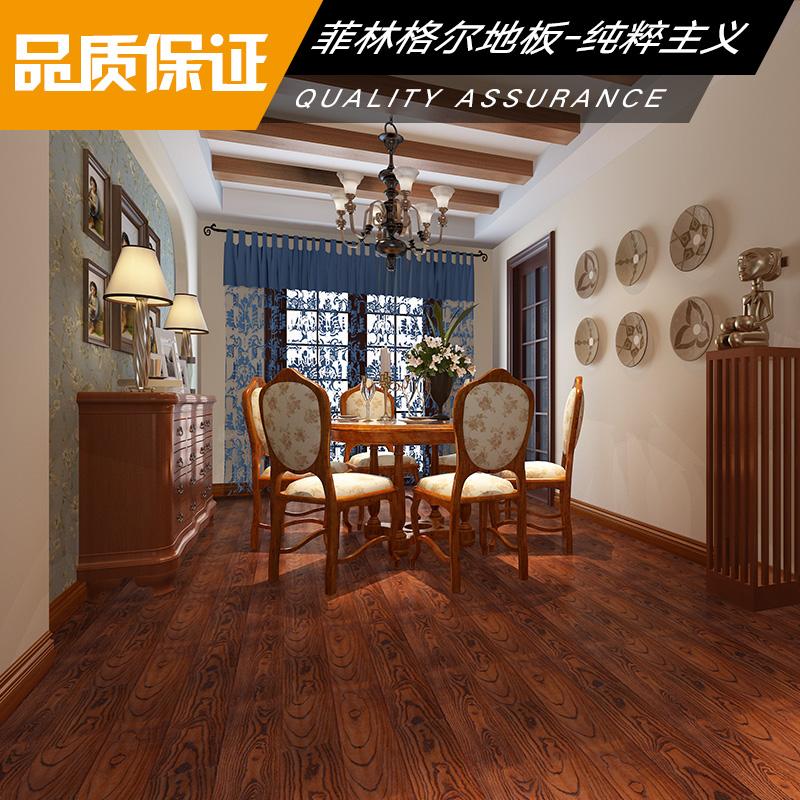 菲林格尔地板-纯粹主义 白蜡木|黑核桃|桦木地板 菲林格尔实木浮雕地板
