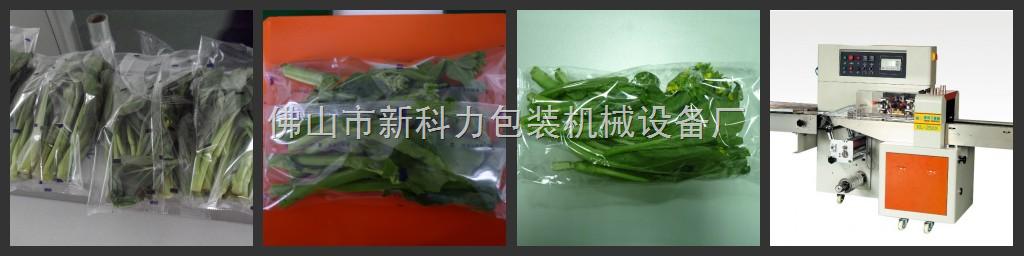 叶菜包装机 叶菜包装机、新鲜蔬菜包装机