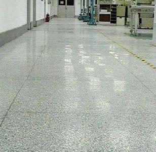 广东江门水磨石地板厂家直销图片