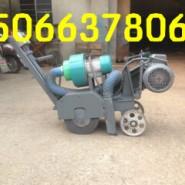 吸尘式350mm手推式砂轮机图片