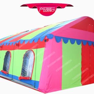 宁夏酒席宴席充气帐篷图片