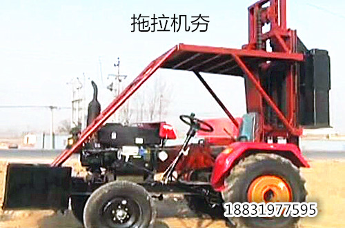 河北拖拉机夯生产厂家 优质拖拉机夯批发价格  拖拉机夯  拖拉机夯厂家