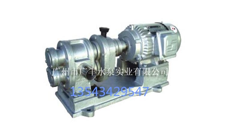CB不锈钢齿轮泵 CB不锈钢高浓度腐蚀液体输送泵