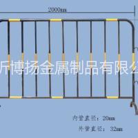 临沂博扬市政施工铁马护栏围栏