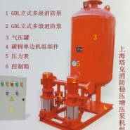 气压稳压(生活)消防给水成套设备图片