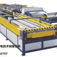 科瑞嘉白铁风管生产6线图片