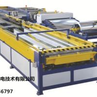 广东风管超级生产6线价格 风管生产线厂家 天津科瑞嘉机电技术有限公司 图片 效果图