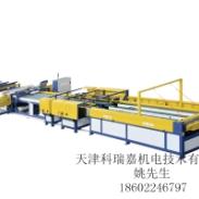 合肥蜀山区风管生产5线图片