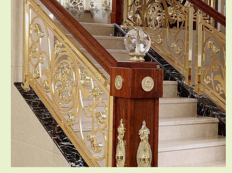 佛山艺术楼梯订做_铜楼梯定制厂家