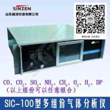 在线多组份(参数)气体分析仪