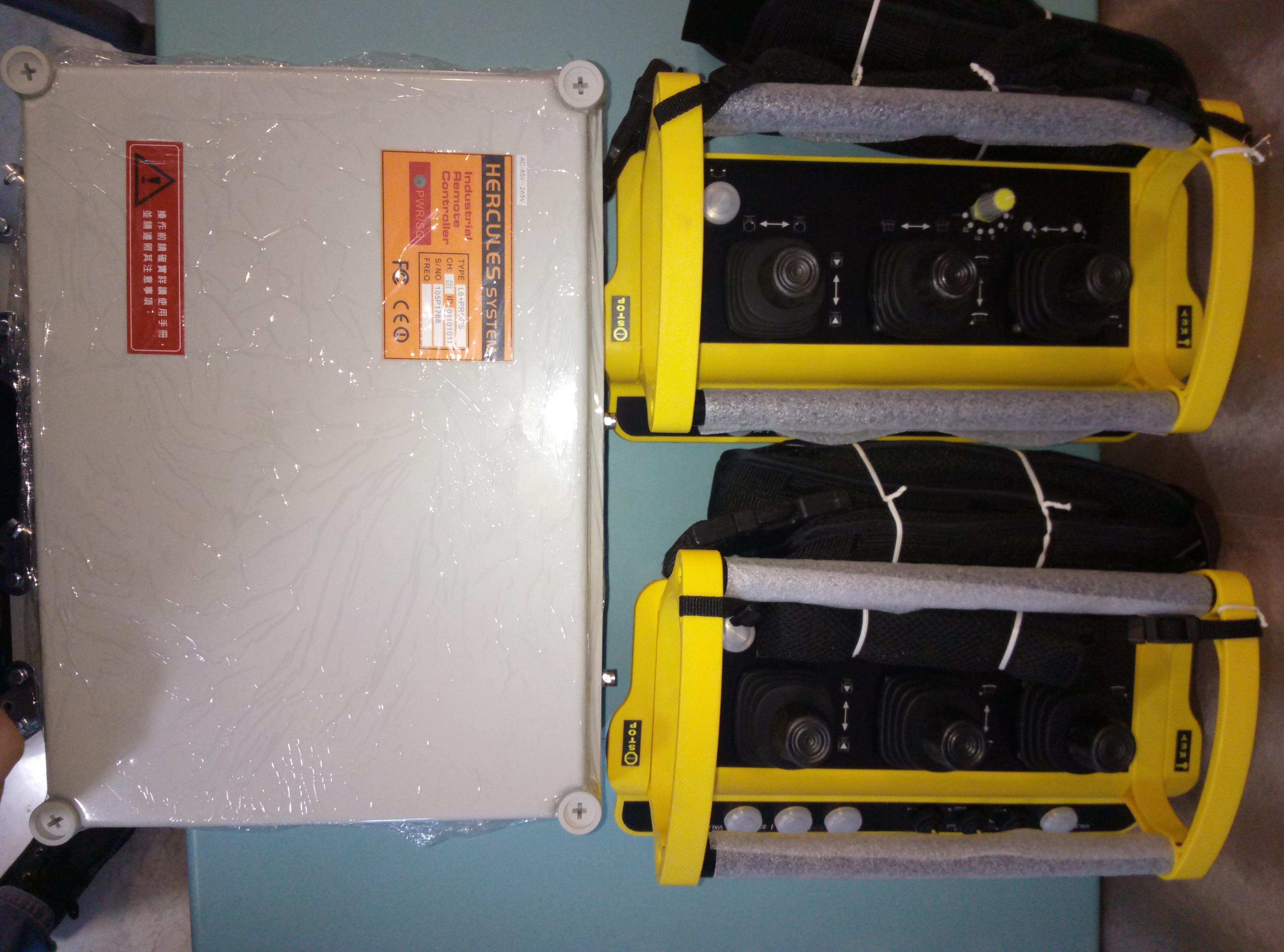 HERCULES L3-P5无线遥控器大力神L系列工业无线遥控器