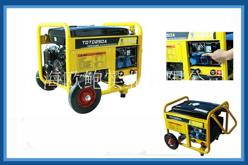 250A小型发电电焊机价格