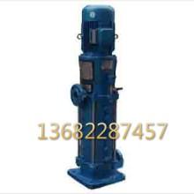 DL型立式多级管道离心泵  厂家低价批发立式多级泵 铸铁增压多级离心泵 住宅供水多级泵图片