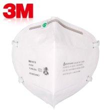 3M9010头戴式防尘口罩 工业放粉尘防护口罩 PM2.5防护