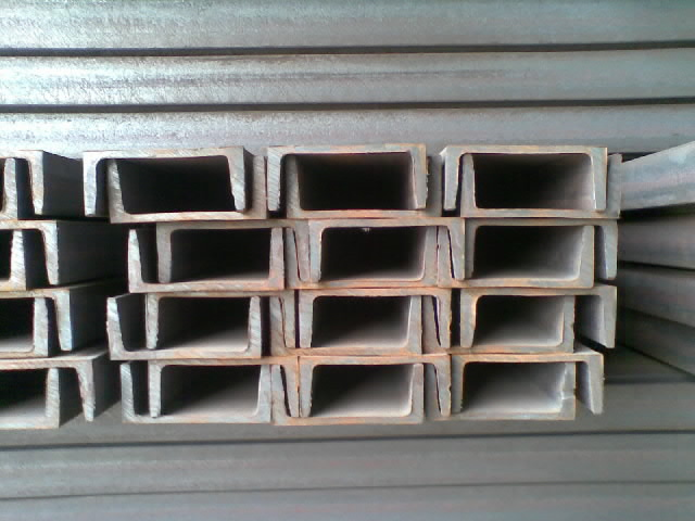 Q345D低合金槽钢 现货供应