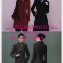 女士中长款大衣定制-毛呢大衣-妮子长款外套女士-收银大衣冬装防寒保暖-羊毛大衣多种颜色-上海亿妃服饰批发
